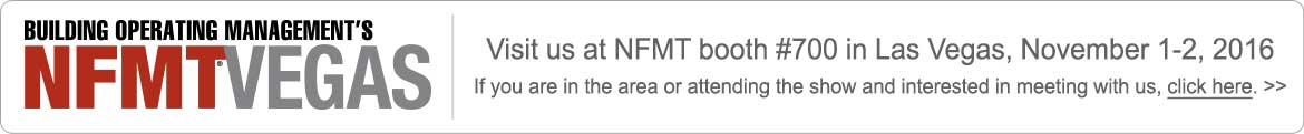 Visit Monnit in Booth 700 at NFMT in Las Vegas, November 1-2, 2016