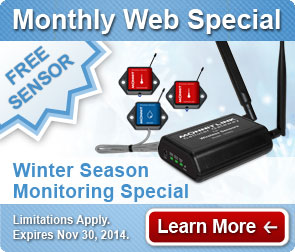 Monthly Web Special