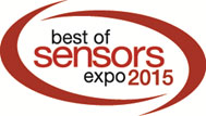 Best of Sensors Expo Awards 2015