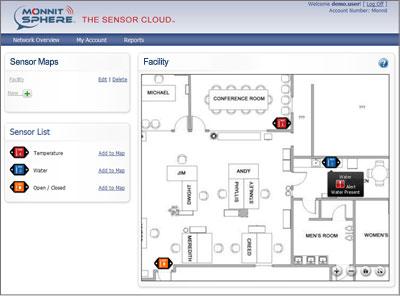 Sensor Mapping Tool