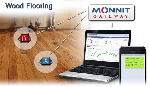 Environmental Monitoring Solutions for Wood Floor Maintenance