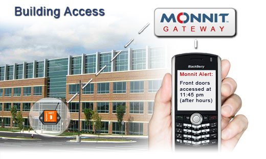 Monnit Wireless Sensor Solutions for Building Access