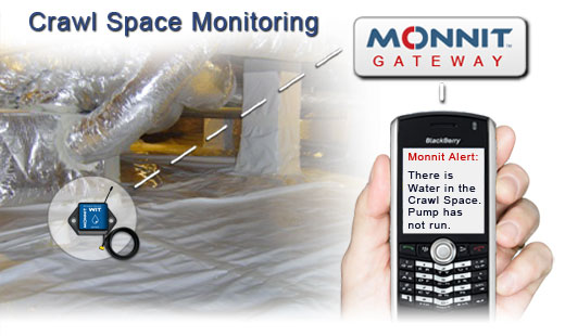 Monnit Wireless Sensor Solutions for Monitoring Crawl Spaces