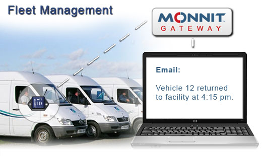 Monnit Wireless Sensor Solutions for Fleet Management