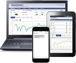 Monnit Remote Monitoring Software