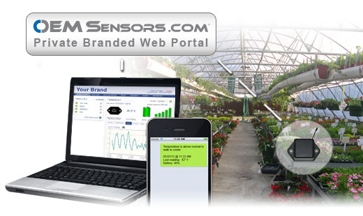 Monnit OEM Sensors Solutions for Environmental Monitoring