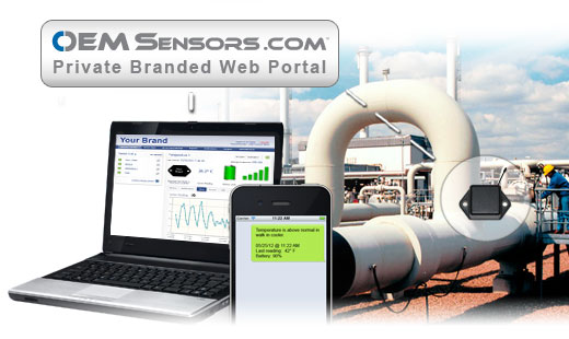 Monnit OEM Sensors Solutions for Industrial Application Monitoring