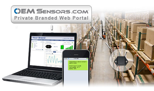 Monnit OEM Sensors Solutions for Space Utilization and Optimization