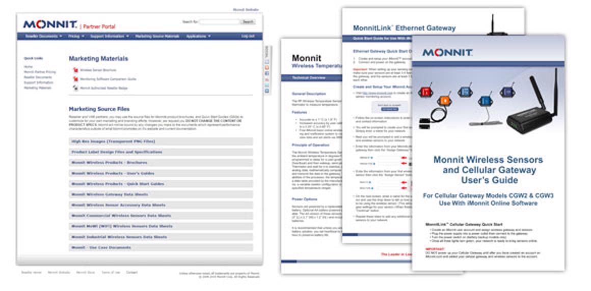 Monnit Partner Portal