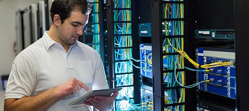 Remote Monitoring for Data Centers and Server Rooms