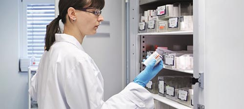 Remote Monitoring for Pharmacies and Labs