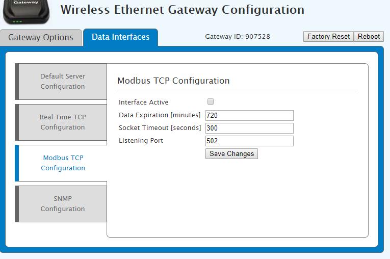 Monnit Knowledge Base | Modbus TCP Interface