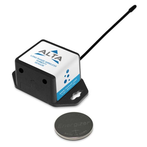 ALTA Wireless Humidity Sensor - Coin Cell Powered