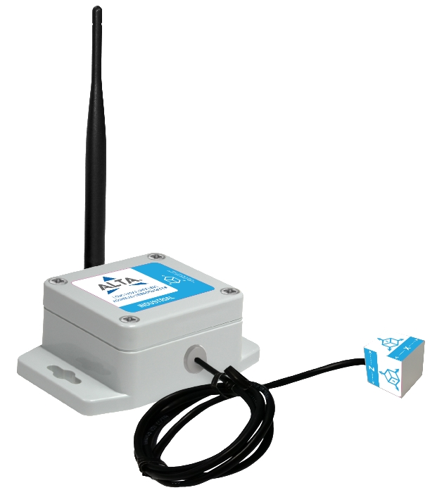 ALTA Wireless Industrial Accelerometer - Advanced Vibration Meter