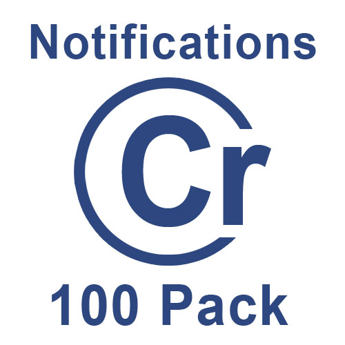 iMonnit Notification Credits - 100 Pack