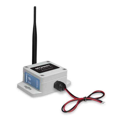 Monnit Industrial Wireless Voltage Meters - 0-10 VDC