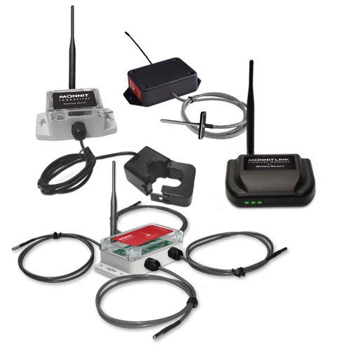 Ethernet HVAC and Boiler Monitoring - Starter Bundle