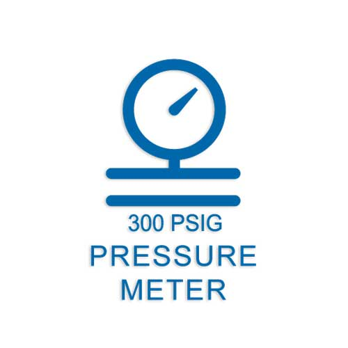 Wireless Pressure Sensors - 300 PSIG