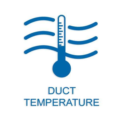 Monnit Wireless Duct Temperature Sensor