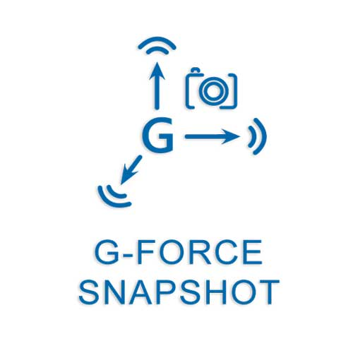 Monnit Wireless Accelerometer - G-Force Snapshot Sensor