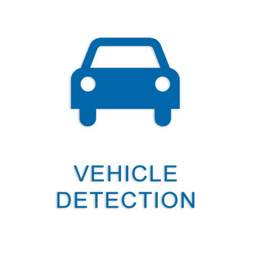 Wireless Vehicle Detection Sensors - Data View in Software