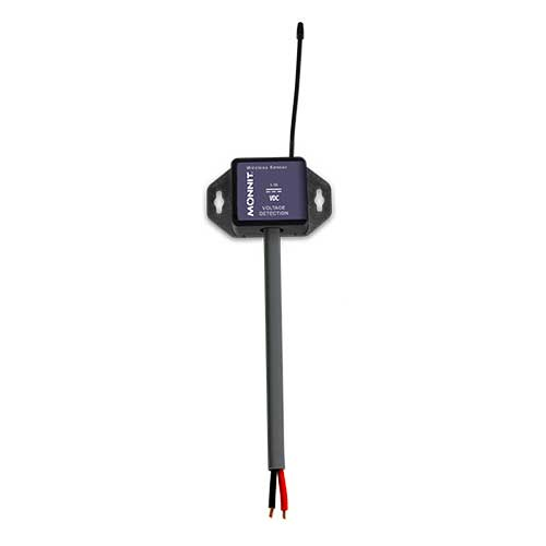 Monnit Wireless Voltage Detection - 50 VDC - Commercial Coin Cell Powered