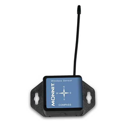 Monnit Wireless Compass Sensor - Commercial Coin Cell Powered