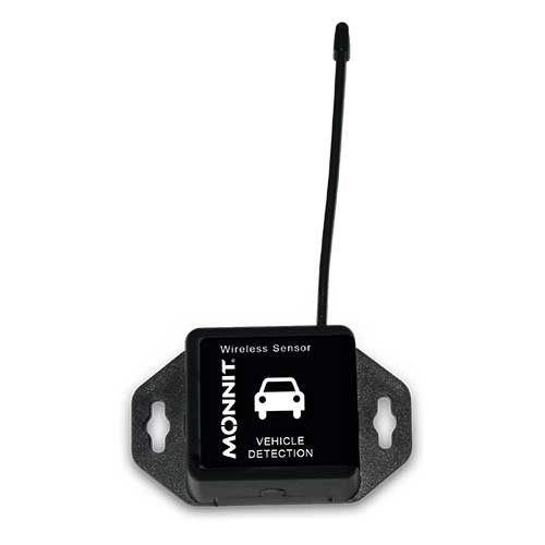 Monnit Wireless Vehicle Detection Sensors - Commercial Coin Cell Powered